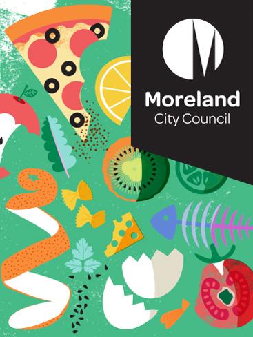 moreland city council food garden organics