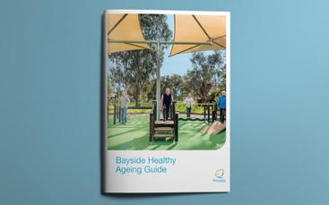 bayside healthy ageing guide portfolio grid